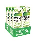 Cawston Press Cloudy Apple Pressed Juice, 1 l, Pack of 6