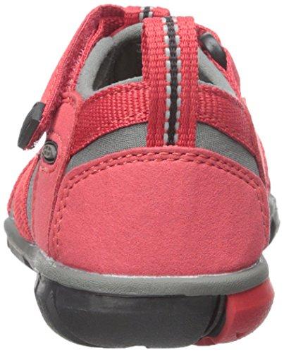 Keen Unisex Baby Seacamp Ii Cnx Lauflernschuhe Rot (Racing Red)
