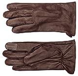 EEM Touchscreen Handschuhe BEN-IP aus echtem Leder, Smartphones gloves, braun XL für EEM Touchscreen Handschuhe BEN-IP aus echtem Leder, Smartphones gloves, braun XL