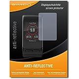 """4 x SWIDO protecteur d'écran Garmin vivoactive HR protection d'écran feuille """"AntiReflex"""" antireflets"""