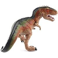TEMSON 24 cm Tyrannosaurus Big Dinosaur Animal Toy Realistic Action Figures Birthday Party and Education and Learning…
