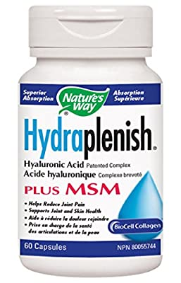 Natures WayHydraplenish with Msm, 60 Vcaps from Nature's Way