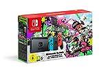 Nintendo Switch - Consola color Azul Neón/Rojo Neón + Splatoon 2 (Contiene código de descarga) Edición limitada