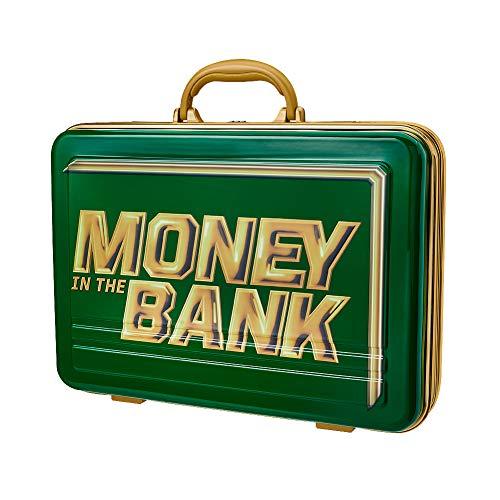Wwe Money IN The Bank Verde Conmemorativa Maletín