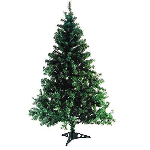 Multistore 2002 Künstlicher Weihnachtsbaum Tannenbaum inklusive Christbaumständer 180cm / 600 Spitzen Weihnachtsdekoration künstliche Tanne Christbaum