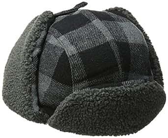 d2cc5be835d Image Unavailable. Image not available for. Colour  Levi s Men s Buffalo  Plaid Trapper Hat ...