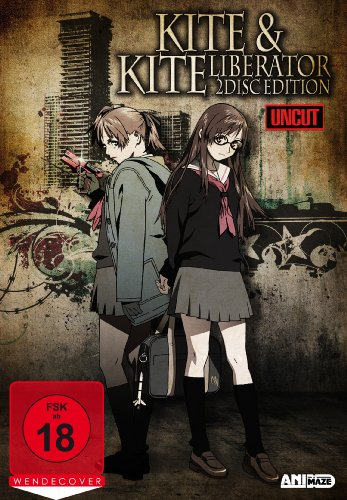 Kite / Kite Liberator (Uncut) [2 DVDs] (Bible Black Dvd)