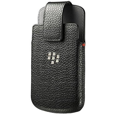 BlackBerry Classic Pochette Noir