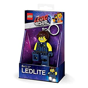 LEGO Lights IQLGL-KE152 Movie 2, Azul lámpara de Mesa