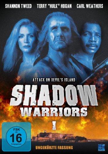 Bild von Shadow Warriors 1 - Attack on Devil's Island (Uncut)