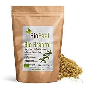 BioFeel – BIO Brahmi Pulver