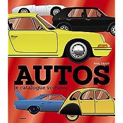 Autos : le catalogue des voitures