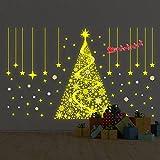 Sigel CS202 Adesivi natalizi dorati con stampa in filigrana 70 pezzi