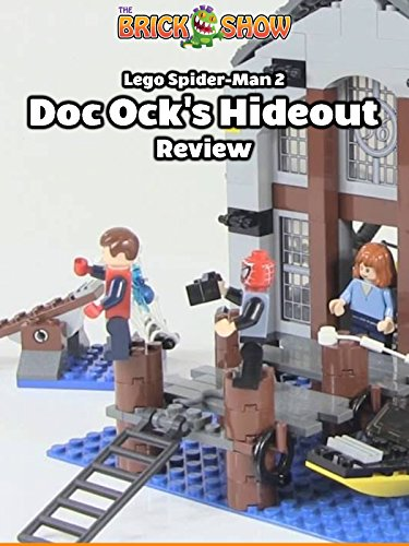 Review: Lego Spider-Man 2 Doc Ock's Hideout Review [OV] (Spiderman-lego-sets)