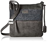 Rieker Nicht Angegeben, Women's Cross-Body Bag, Grau (Smoke/anthrazit), 70x250x250 ...