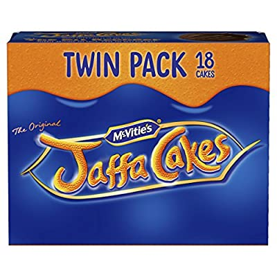 McVitie's Twin Pack Jaffa Cakes : everything £5 (or less!)