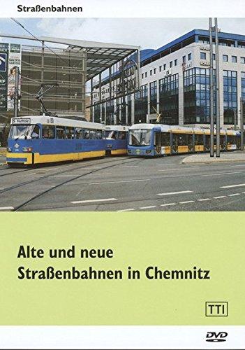 Alte und neue Straßenbahnen in Chemnitz