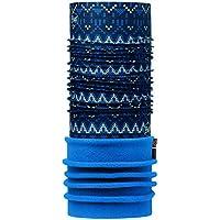 Original Buff 113101.790.10.00 Tubular de Microfibra y Forro Polar, Hombre, Azul, Talla Única