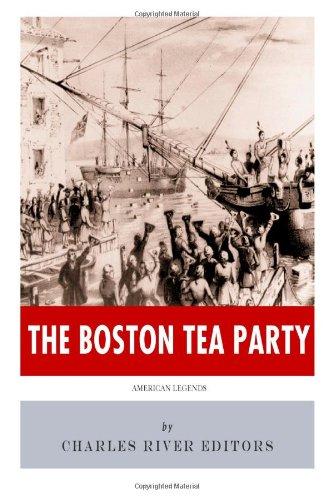 American Legends: The Boston Tea Party
