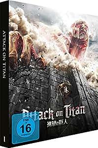 Attack on Titan - Film 1 - Steelbook [Blu-ray] [Limited Edition]
