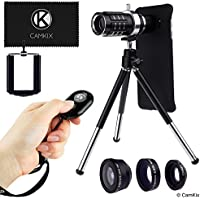 Kit Lenti Fotocamera e Telecomando Otturatore per