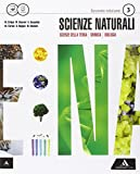 scienze naturali 3 2a ed. || per maggiori informazioni e per specificare il colore o il modello contattateci subito