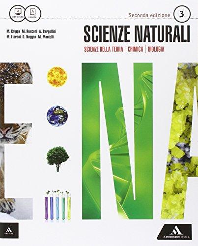 Scienze naturali. Per i Licei. Con e-book. Con espansione online: 3