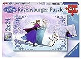Disney Frozen Sisters Always Rompecabezas 2 x 24 Piezas (Ravensburger 9115)
