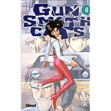 Gun Smith Cats, tome 8