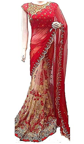 Saree For Women Party Wear Half Sarees Offer Designer Below 500 Rupees Latest Design Under 300 Combo Art Silk New Collection 2018 In Latest With Designer Blouse Beautiful For Women Party Wear Sadi Off