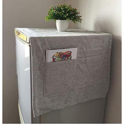 Preisvergleich Produktbild YAC Draussen Möbel Schutzhülle,  Modern Einfach Baumwolle und Leinen Waschmaschine abdecken Wasserdicht Farbecht 60 * 145cm mehrere Farbe, L