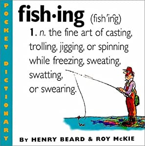 Fishing (Pocket Dictionary) from Workman Publishing