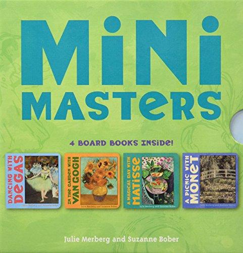 Mini Masters Boxed Set por Suzanne Bober
