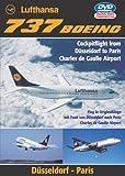 Lufthansa 737 Boeing - Düsseldorf-Paris