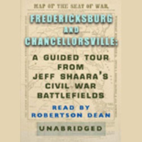 Fredericksburg and Chancellorsville  Audiolibri