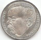 BRD (BR.Deutschland) Jägernr: 416 1975 J vorzüglich Silber 1975 5 DM Ebert (Münzen für Sammler)