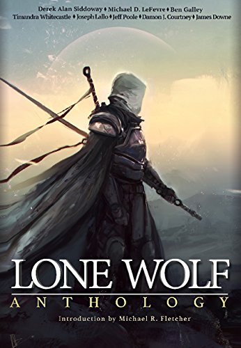 Lone Wolf Anthology: A dark fantasy story collection ...