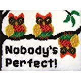 M C G Textiles 20 x 27-Inch nadie perfecto gancho kit