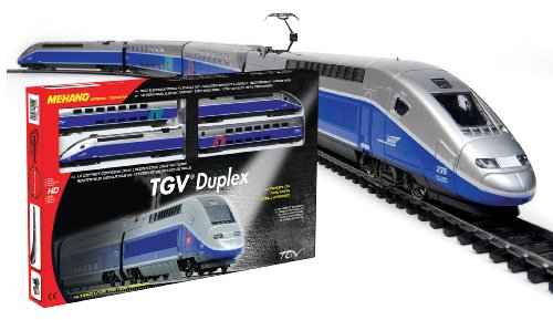 Mehano- Coffret de Train TGV, T681
