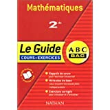 Amazon Fr Nathan Math 233 Matiques Seconde G 233 N 233 Rale Livres