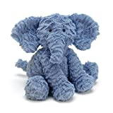 Jellycat Fuddlewuddle Elephant 23cm Cuddly Soft Toy