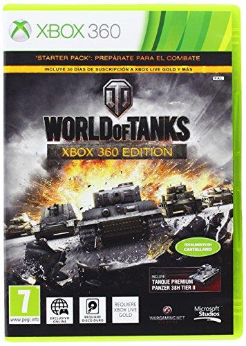 Microsoft - Microsoft Xbox 360 World Of Tanks - 4ZP-00011