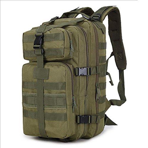 Military Fans Outdoor Schulter Klettern Rucksack Wasserdichte Camouflage Tasche 6