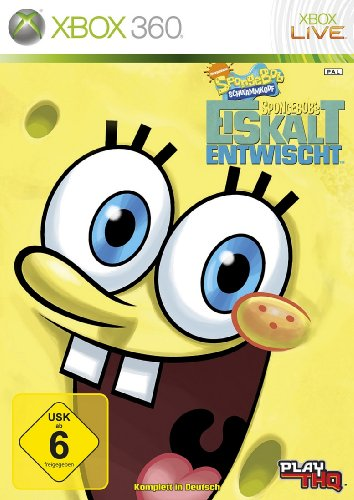 SpongeBob's Eiskalt Entwischt (Xbox Spongebob Spiele 360 Für)