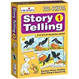 Creative Educational Aids P. Ltd. 0612 Story Telling Step-by-Step - 1 (6 Steps)