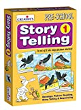#7: Creative Educational Aids P. Ltd. 0612 Story Telling Step-by-Step - 1 (6 Steps)