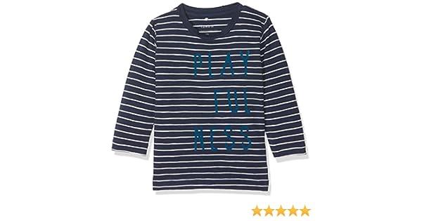 NAME IT Baby-Jungen Nbmfamiturtle Ls Top Box Langarmshirt
