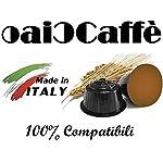 NerOne Caffè 48 Capsule Nescafè Dolce gusto compatibili - CORTADO DECAFFEINATO