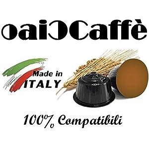 CiaoCaffè 50 Capsule Compatibili Nescafè Dolce Gusto ORZO