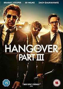 The Hangover Part III [DVD] [2013]